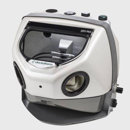 automatic sandblaster / 2-tank