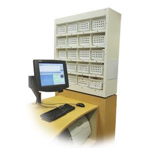 medication management software / verification / prescription / for pharmacies