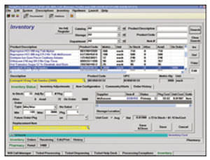 management software / for the pharmaceutical industry