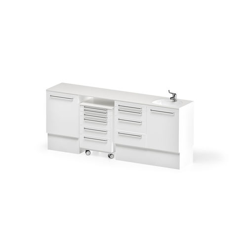 dental instrument cabinet