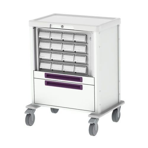 medicine distribution trolley