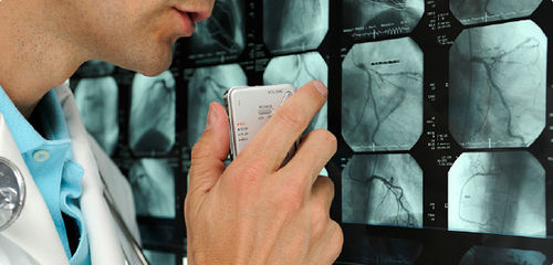 digital dictation software / reporting / for radiology services