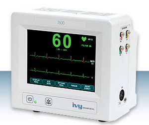 ECG patient monitor / intensive care / compact / with touchscreen