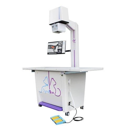 veterinary X-ray system / veterinary fluoroscopy system / digital