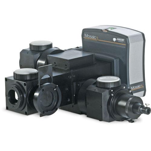 microscope illuminator / for optogenetics / LED / laser
