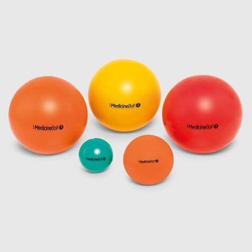 small medicine ball