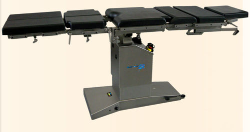 universal operating table / mechanical / electric / X-ray transparent