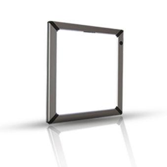 1-screen X-ray film viewer / white light