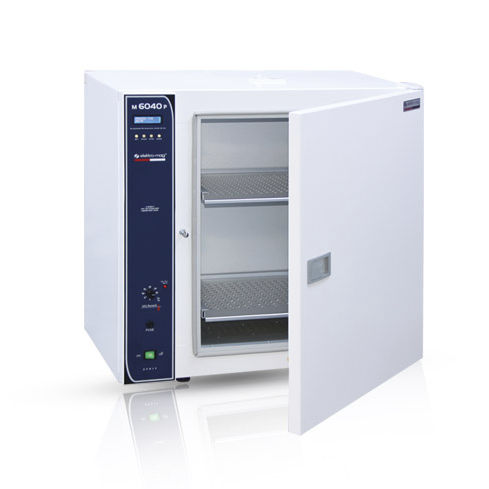 laboratory sterilizer / hot air / bench-top / aluminum