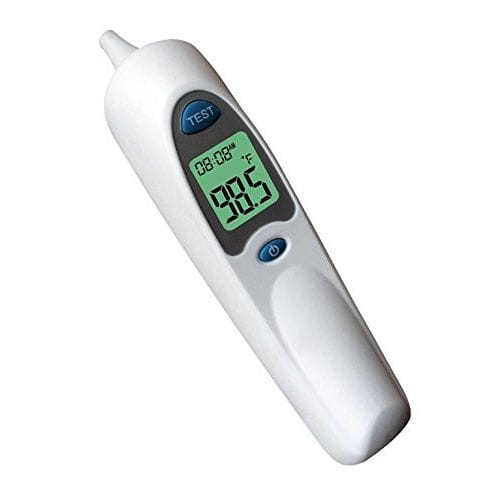 medical thermometer / infrared / ear / probe