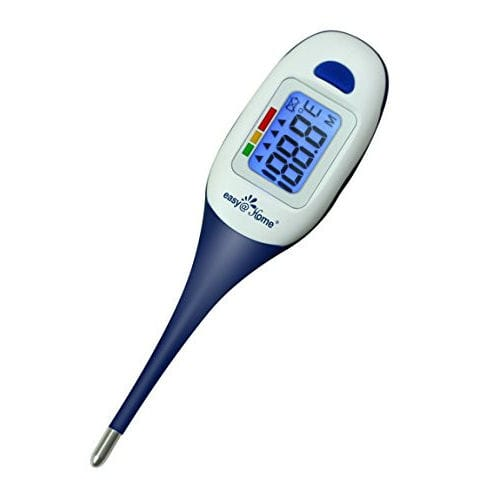 medical thermometer / digital / armpit / oral