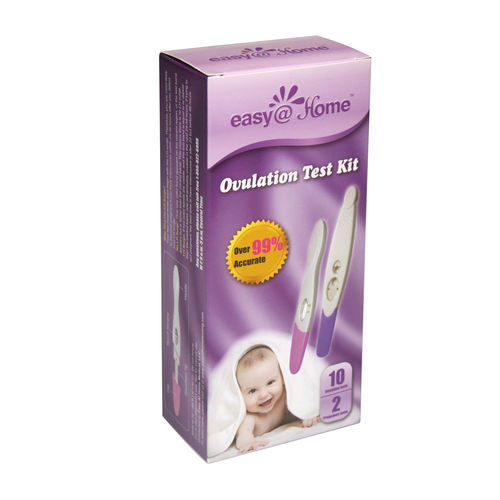 rapid pregnancy test / ovulation / urine