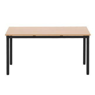dining table / square / folding