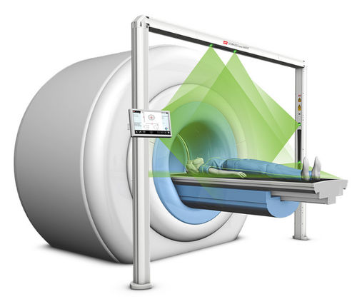CT scan patient alignment laser / for MRI / green / red