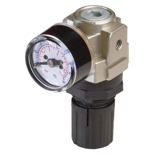 medical gas pressure regulator