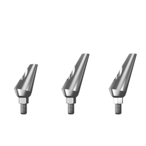 angulated implant abutment