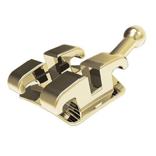 metal orthodontic bracket / mini