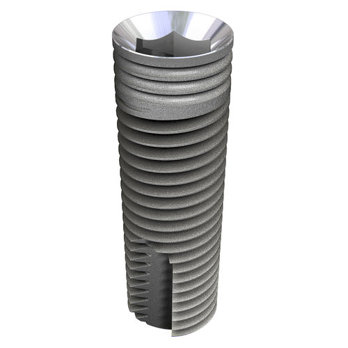 cylindrical dental implant