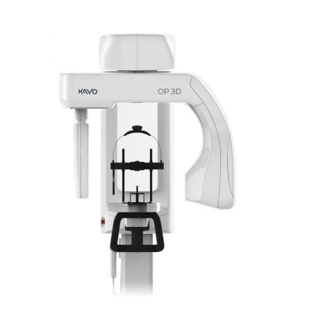 panoramic X-ray system / dental CBCT scanner / digital / floor-mounted