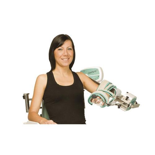 shoulder continuous passive motion device