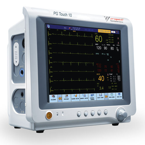 multi-parameter ECG monitor / NIBP / SpO2 / IBP
