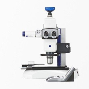 biology stereo microscope / optical / fluorescence / motorized