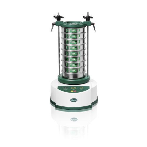 electromagnetic sieve shaker / 3D / sample preparation / benchtop