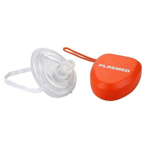 PVC resuscitation mask