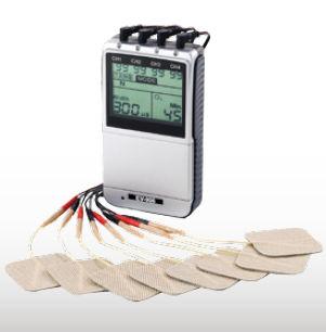 electro-stimulator / hand-held / EMS / TENS