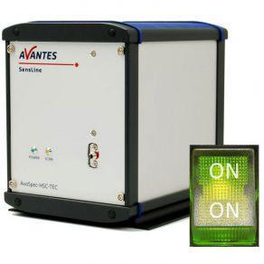 UV-Vis-NIR spectrometer / Vis-NIR / fiber optic / UV-NIR