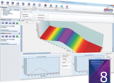 spectrometry software