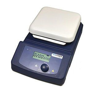 magnetic laboratory stirrer / digital