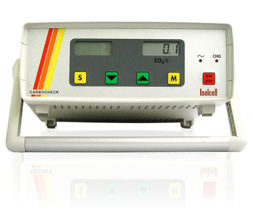 CO2 analyzer / for the food industry / for the pharmaceutical industry / portable