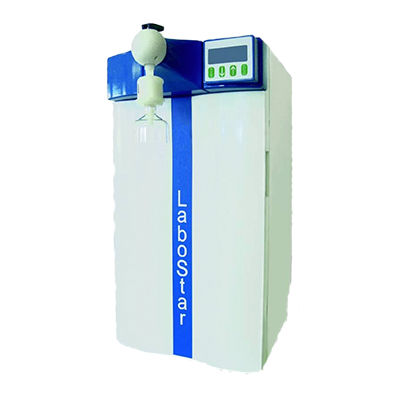 laboratory water purifier / for ultrapure water production