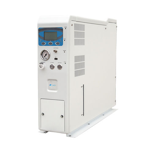 hydrogen generator / zero air / for gas chromatography / PEM