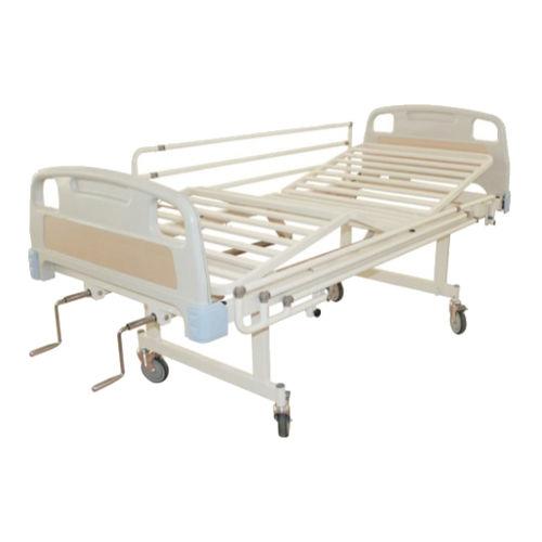 medical bed / hospital / manual / tilting