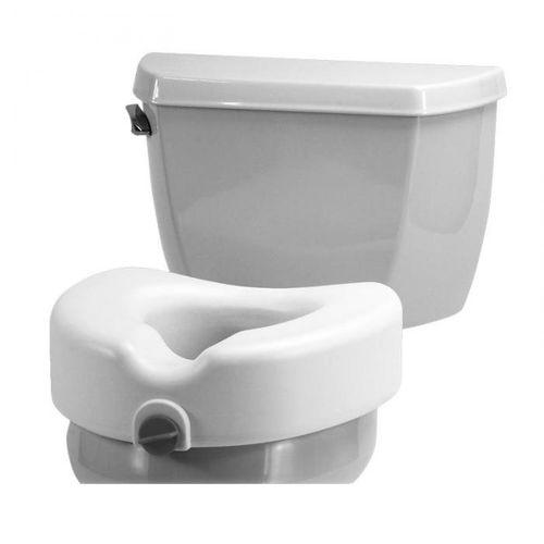 raised toilet seat