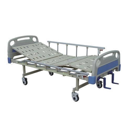 hospital bed / manual / Trendelenburg / reverse Trendelenburg