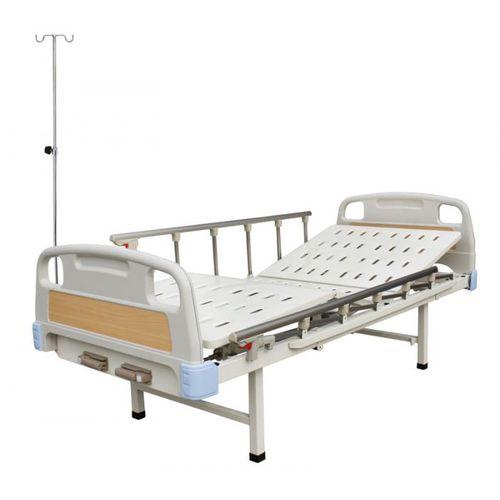 hospital bed / manual / tilting / 4-section