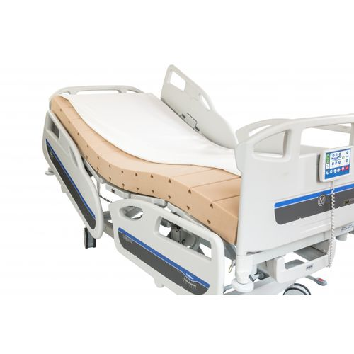hospital bed mattress / foam / anti-decubitus