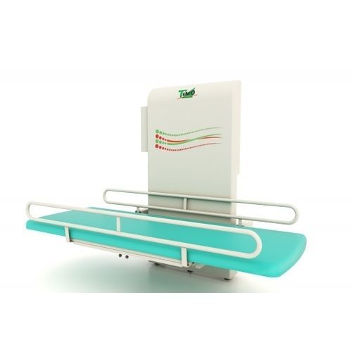 changing table / rectangular / wall-mounted / electric