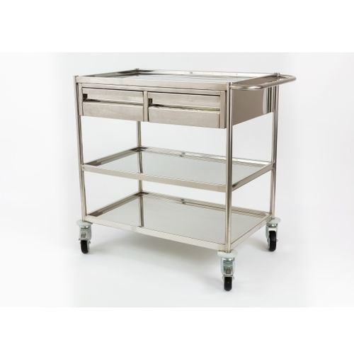 transport trolley / multi-function / for general purpose / with tray