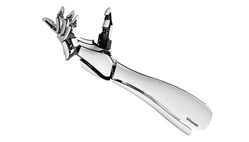 myo-electric hand prosthesis / multi-articulated / adult