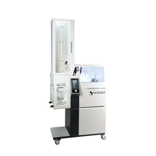 laboratory evaporator / vacuum / high-capacity