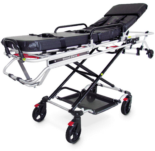 transport stretcher trolley / rescue / manual / Trendelenburg