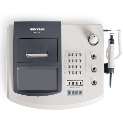 semi-automatic coagulation analyzer / 4-channel