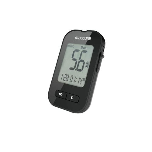 home use blood glucose meter / no coding / with speaking mode