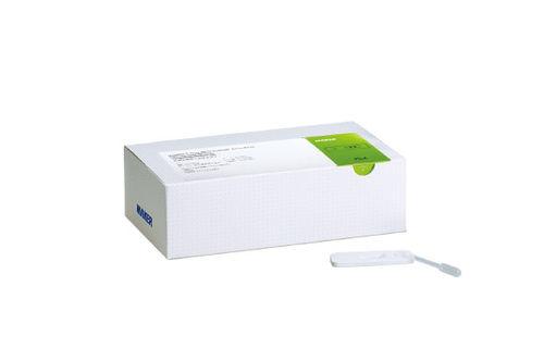 rapid AIDS test / HIV / plasma / serum