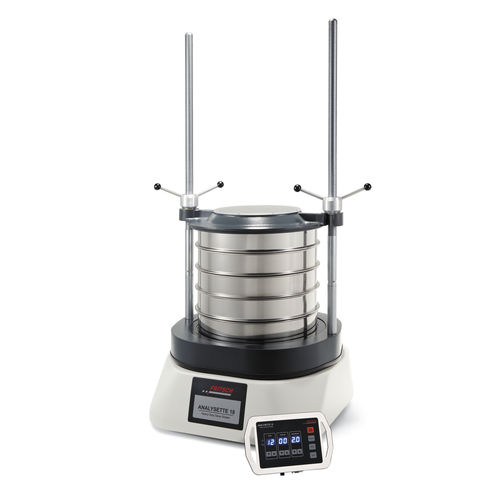 vibrating sieve shaker / for the pharmaceutical industry / sample preparation / bench-top