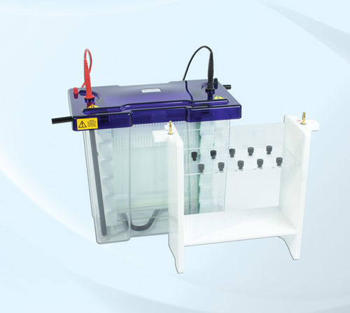 capillary electrophoresis system / bench-top